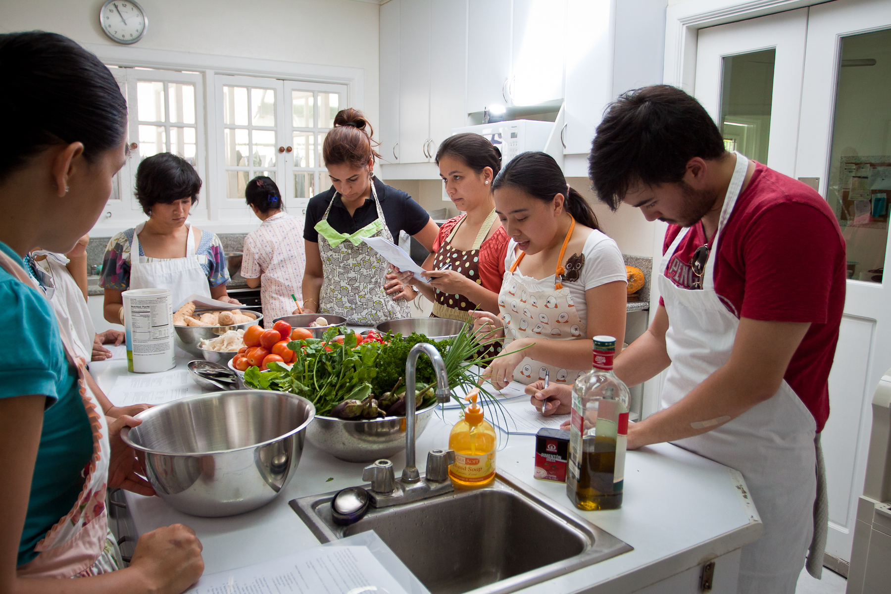 Classes kitchen revolution - Estudios de cocina ...