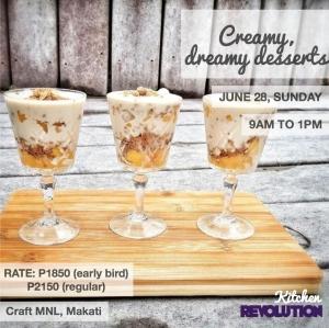 creamy desserts craft 062815