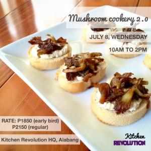 mushroom cookery 070815