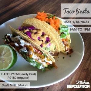 may taco party