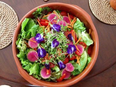 salad-flower